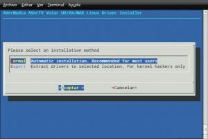 AVerMedia Volar HX: drivers para ubuntu 9.04 (parte I) 6