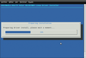AVerMedia Volar HX: drivers para ubuntu 9.04 (parte I) 7