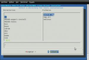 AVerMedia Volar HX: drivers para ubuntu 9.04 (parte I) 9