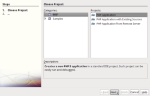 Proyecto en symfony con netbeans - Imagen 1
