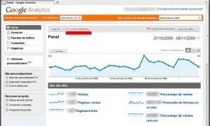 Google Analytics: recibir las estadísticas por correo eléctronico - Imagen 1