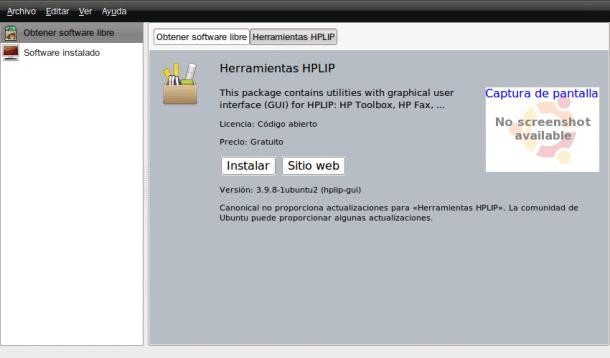 Configurar Impresora HP en Ubuntu - Imagen 2