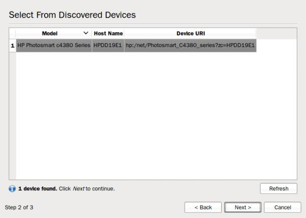 Configurar Impresora HP en Ubuntu - Imagen 5