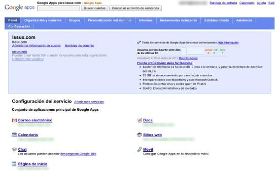 Acortador de urls en nuestro dominio con Google Apps 1