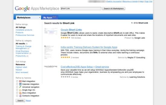 Acortador de urls en nuestro dominio con Google Apps 3