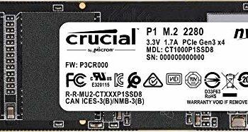Disco ssd Crucial P1